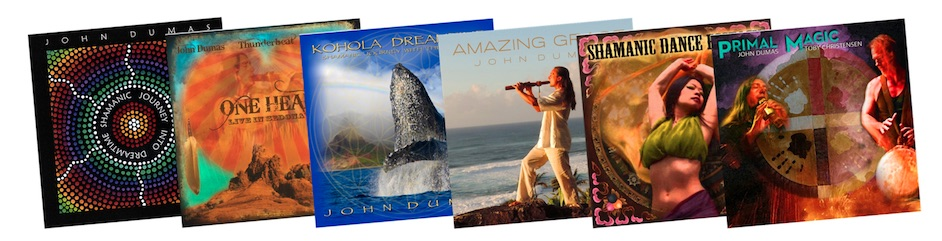 Complete Shamanic Dreamtime Collection
